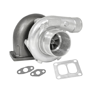 Universal T4 T04B Turbocharger Boost Ct26 Racing مخرج العادم شفة Dual Twin Scroll Turbocharger