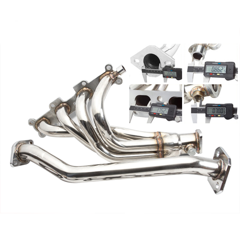Mazda Miata 90-93 1.6L Racing Stainless Steel Exhaust Header Manifold