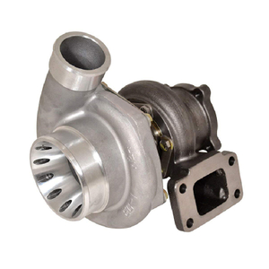 Universal T3 4-Bolt A / R .70Journal Bearing Turbocharger Compressor Turbocharger Boost Upgrade Supercharger